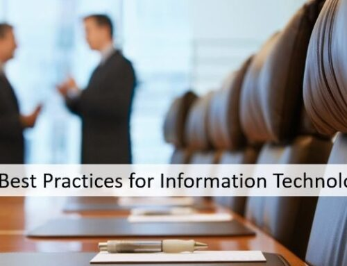 CEO Best Practices for Information Technology